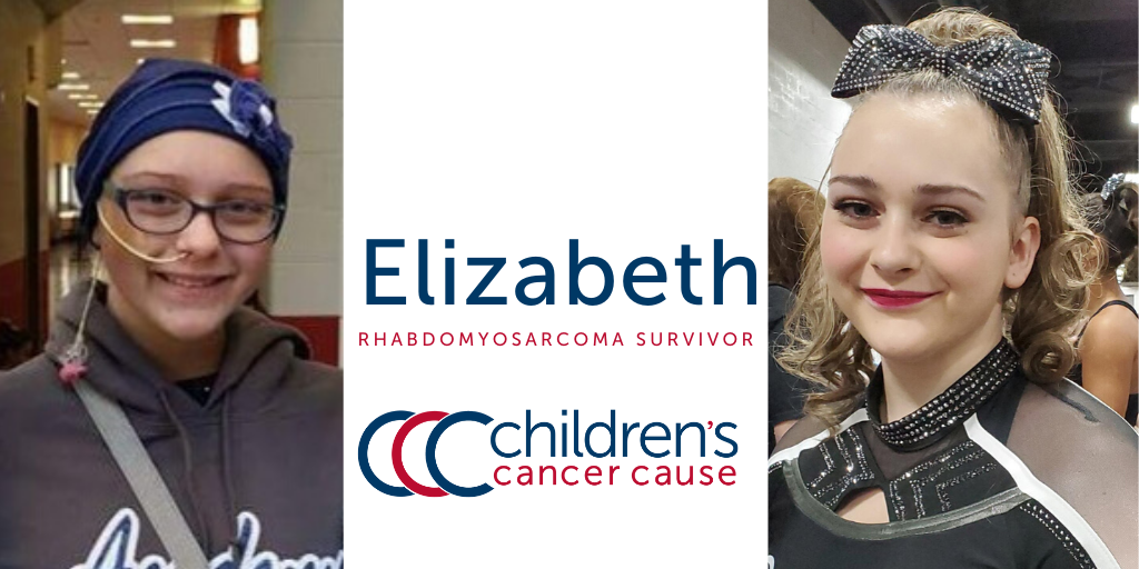 Elizabeth, Childhood Cancer Survivor