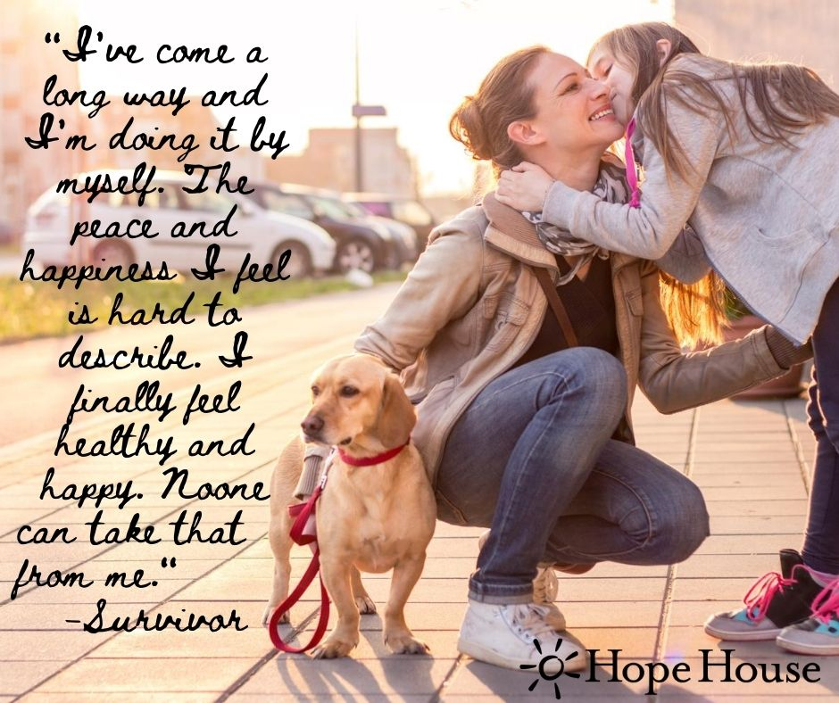 A Domestic Violence Survivor's Quote